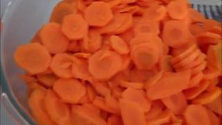 How to Freeze Carrots the Right Way