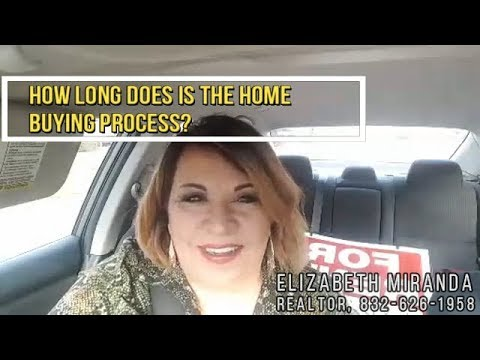 How Long Does is the Home Buying Process?