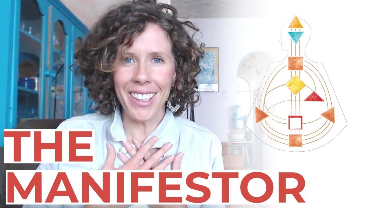 MANIFESTOR Human Design // Understand the Manifestor Aura Type