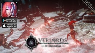 Overlords Of Oblivion Gameplay Android / iOS Release