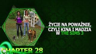 Życie na poważnie, czyli Kina i Madzia razem w The Sims 3 '28