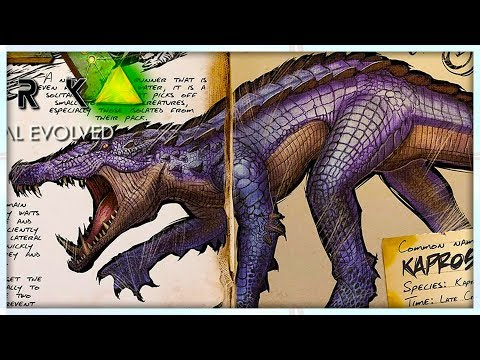 LEAPING CROCODILE ARMY - MODDED ARK SURVIVAL EVOLVED SCORCHED EARTH #5