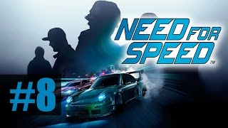 Прохождение Need For Speed [2015] на русском - часть 8 - Самый дорогой автомобиль в игре