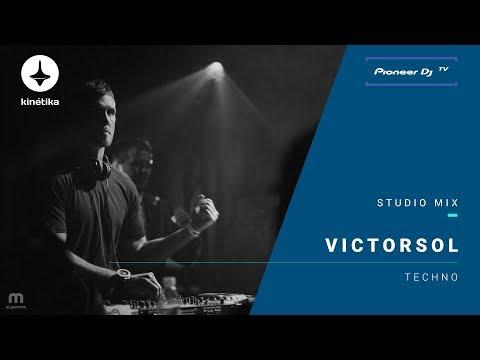 Victorsol /techno/ @ Pioneer DJ TV | Moscow