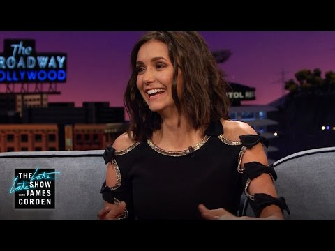 "Nina Dobrev Was Pranked by ""Taylor Swift"""