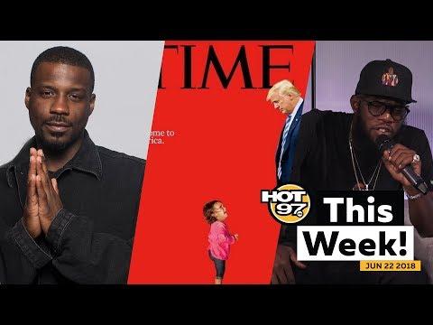 TDE's Jay Rock on Kendrick, Big Daddy Kane Freestyle & Trump Crazytown on HOT 97 This Week!