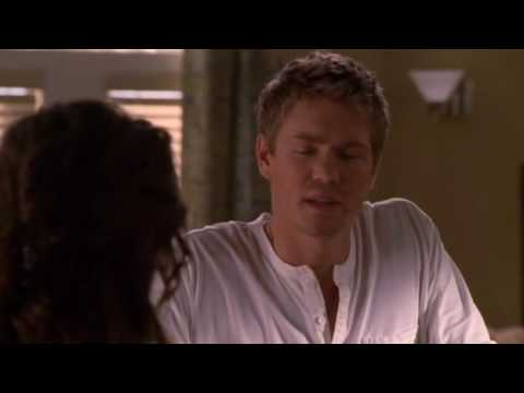 """OTH - Lucas/Brooke Scene 5.05 """"You still love her don't you?"""""""