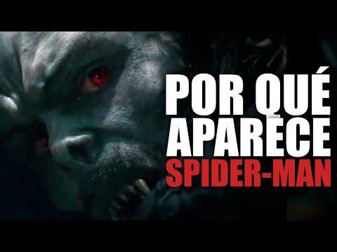 El Trailer De Morbius Explicado De Principio A Fin