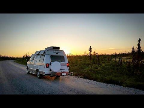 GGC - 5 - Road trip to Waskaganish on the James Bay coast