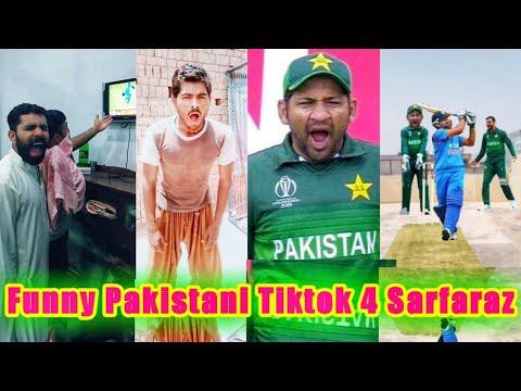 Tiktok On pakistan Cricket Team Lost Cricket Match Reaction Funny Pakistani Videos 2019