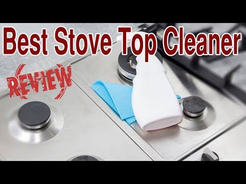 Best Stove Top Cleaner Reviews by TheHomeDigs