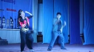 Dance By Nabila, Tasmia & Sagor at Civil '15 Reception BUET