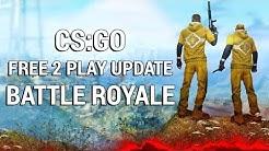 CSGO Battle Royale - Dangerzone, Free2Play Update