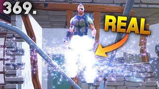 SUPER SAIYAN GLITCH..?! Fortnite Daily Best Moments Ep.369 (Fortnite Battle Royale Funny Moments)