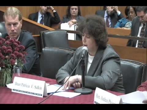 Touro Law Center's Dean Patricia Salkin on Collaboration in Legal Services in New York.