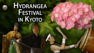 During the peak of the rainy season in June and July the Kyoto Fan ...
