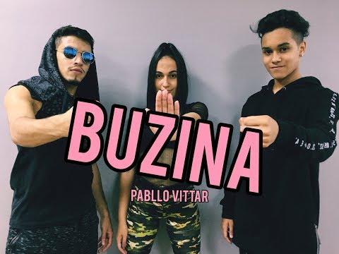 BUZINA - PABLLO VITTAR  COREOGRAFIA VINIIJOYDANCE