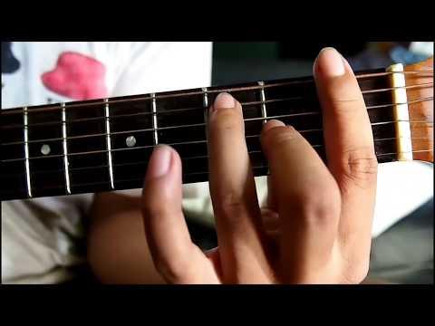 Cover guitar Float - Pulang ( lesson guitar )