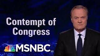 Report Gives Details Of Private Trump Document | The Last Word | MSNBC