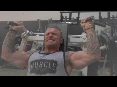BIG Chest Workout with James Grage & IFBB Pro Logan Franklin - BPI Sports
