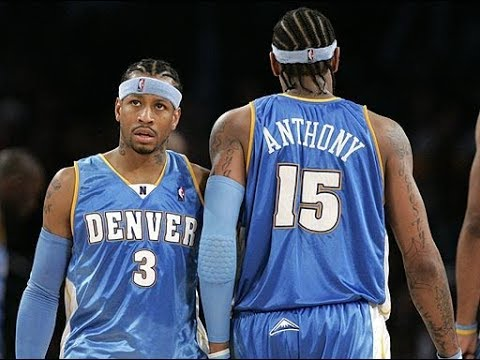 Has JR Smith surpassed Carmelo? Iverson's Response - YouTube