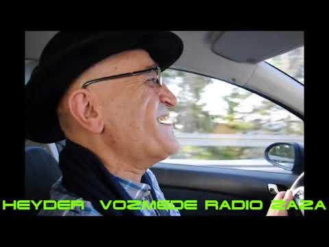 HEYDER-  Vozmede  Zazaca  / Yeni /RadioZaZa