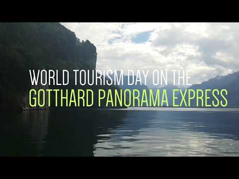Travel Tip #5: Gotthard Panorama Express (World Tourism Day special)