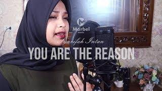 You are the reason - Calum Scott ( Cover by Syarifah Intan - Marbel Music)
