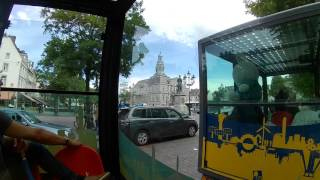 Sight Seeing Tour in Tourist Train Maastricht