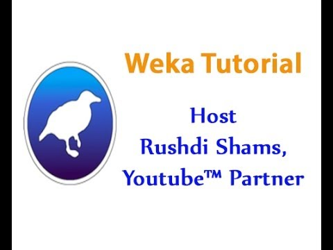 Weka Tutorial 12: Cross Validation Error Rates (Model Evaluation)