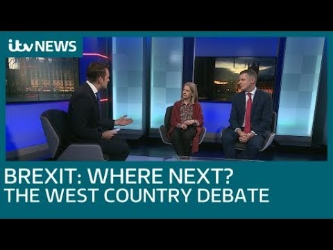 The West Country Debate: Brexit, where next? | ITV News