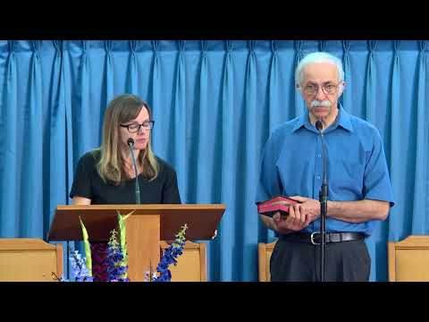 Rebecca Auriant - What has the Lord shown you?
