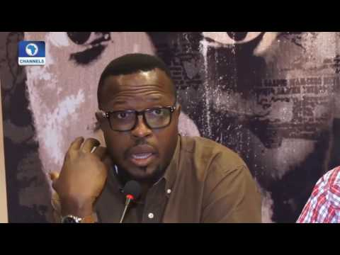 Channels News Coverage on 'The Encounter' short film . Between Emmanuel Ifeajuna & General Ojukwu