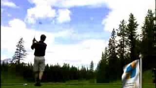 Jim Prentice-Stephen Ames golf tourney promo