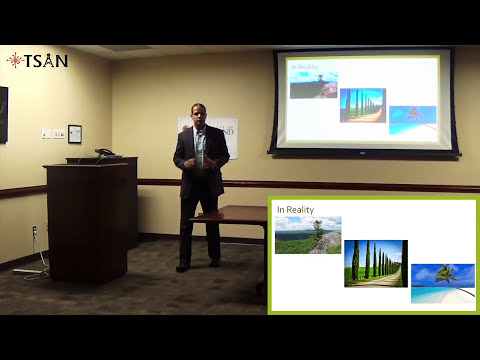 TSAN Guest Speaker Series by Bhaskar Bhave at University of Maryland