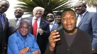 AK-243:Trump prêt à soutenir le gouvernement Tshisekedi-Augusin Kabuya explique l'accord FCC-CACH