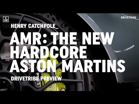 PREVIEW: AMR, the hardcore Aston Martins hunting Porsche