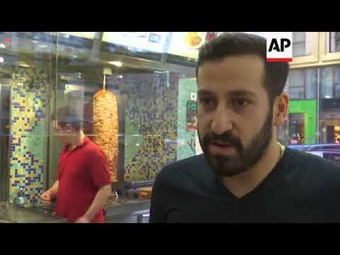 Germans on EU proposals that would ban doner kebabs