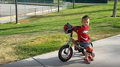 Huffy Disney Pixar Cars Lightning Mcqueen Bike Bicycle Unboxing