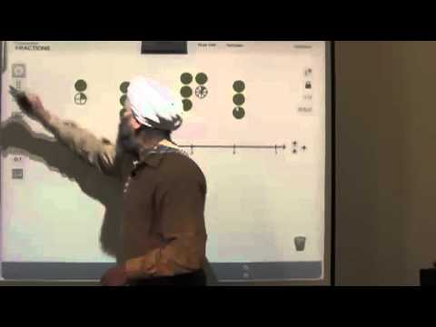 Teach Mixed Numbers on a Number Line - YouTube