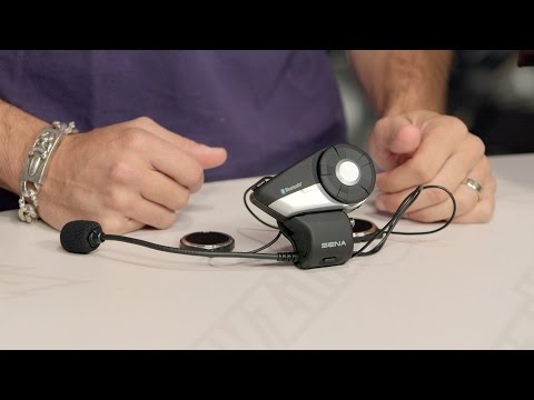 Sena 20S Bluetooth Headset Review at RevZilla.com