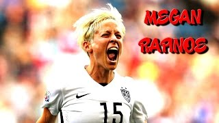SPORT TV 1 HD - MEGAN RAPINOE - Skills & Goals 2016