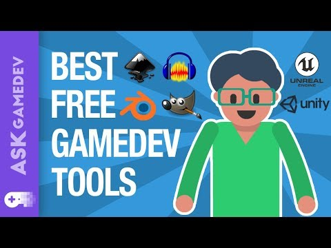 The Best Free Game Development Programs In 2018!