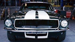 FAST and FURIOUS: TOKYO DRIFT - Building a Drift Car ('67 Mustang ) #1080HD