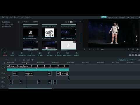 Filmora:Tutorial  Multi Camera Angle Editing