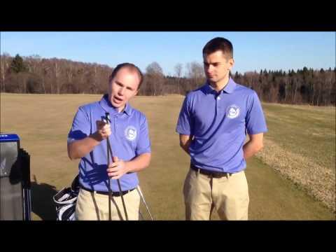 Видео: Гольф клюшки и Клаб Фиттинг
