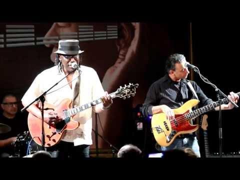 GTO - Joe Louis Walker & The Blues Rebels: Dov Hammer, Andy Watts & The Hillels
