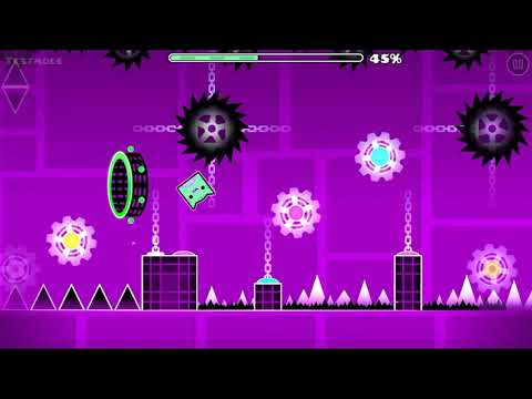 Geometry Dash - Rap God Full Song Level (Cuts) [BAD VIDEO]