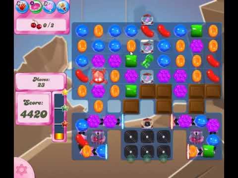 Candy Crush Saga Level 2706 - NO BOOSTERS