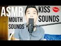 ASMR Eargasm MOUTH SOUNDS & KISSING SOUNDS!! (Reupload)